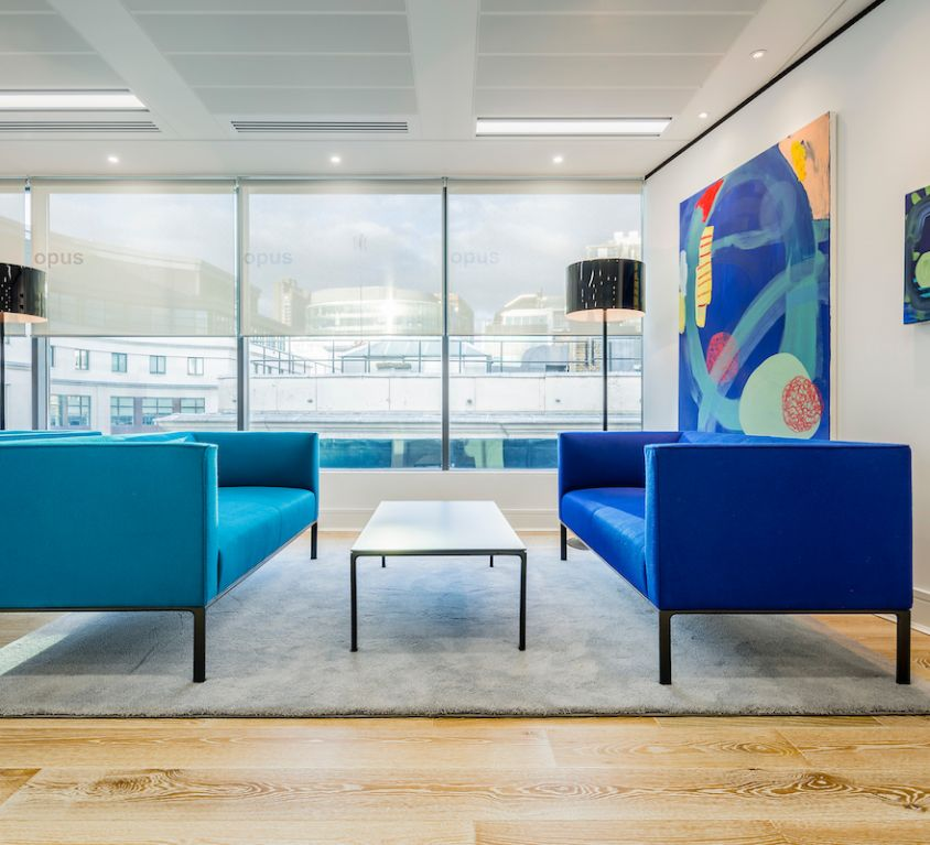 Opus Corporate Finance LLP, EC2 (2,000 sq ft)