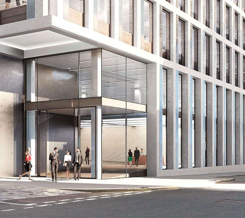 Investec Asset Management, EC2 (80,000 sq ft)